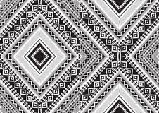 Modello etnico geometrico royalty illustrazione gratis