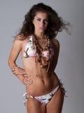 Modello femminile 14 Immagine Stock