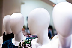 Modello fittizio del Mannequin Immagine Stock Libera da Diritti