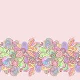 Modello floreale. Illustrazione di Stock