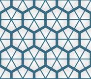 Modello geometrico Illustrazione Vettoriale