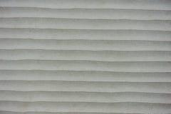 Modello geometrico bianco di struttura 3d Immagine Stock Libera da Diritti