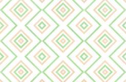 Modello geometrico dell'acquerello illustrazione di stock