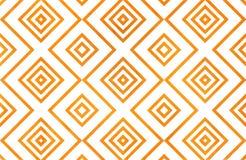 Modello geometrico dell'acquerello royalty illustrazione gratis