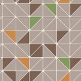 Modello geometrico dell'estratto senza cuciture di vettore di Fotografie Stock Libere da Diritti