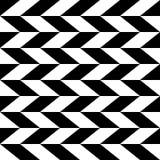 Modello geometrico delle forme nere Fotografia Stock Libera da Diritti