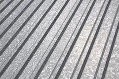 Modello geometrico dello strato ondulato Immagine Stock Libera da Diritti