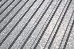 Modello geometrico dello strato ondulato Fotografia Stock Libera da Diritti