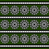modello geometrico di arte Fotografia Stock