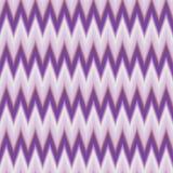 Modello geometrico di zigzag senza cuciture Fotografie Stock