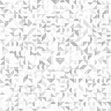 Modello geometrico e d'annata senza cuciture con Fotografia Stock