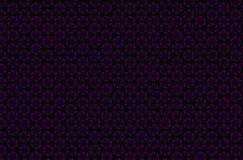 Modello geometrico scuro astratto dei prismi Struttura di griglia della geometria Il fiore del prisma calcola il fondo Maro rosso Immagine Stock Libera da Diritti