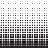 Modello geometrico senza cuciture astratto dalle figure delle dimensioni differenti royalty illustrazione gratis