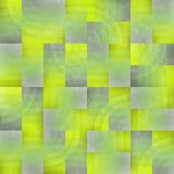 Modello geometrico senza cuciture del quadro televisivo illustrazione di stock