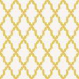 Modello geometrico senza cuciture della maglia royalty illustrazione gratis