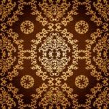 Modello geometrico senza cuciture nello stile islamico. Fotografie Stock Libere da Diritti