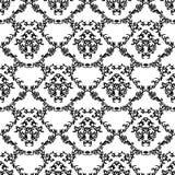 Modello geometrico senza cuciture nello stile islamico. Fotografia Stock
