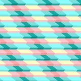Modello geometrico a strisce dell'estratto del fondo delle scale fotografia stock libera da diritti