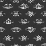 Modello grigio alla moda Immagini Stock
