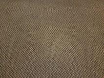 Modello grigio e marrone della coperta o del tappeto fotografie stock libere da diritti