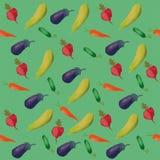 Modello, isolato, alimento, verde, rosso, illustrazione, pepe, foglia, bianco, verdura, natura, estratto, peperoncino rosso, senz Fotografia Stock