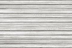 Modello lavato bianco di legno della parete del minerale metallifero del pavimento Priorità bassa di legno di struttura fotografia stock