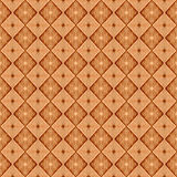 Modello marrone senza cuciture di colore Fotografia Stock Libera da Diritti
