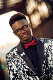 Modello maschio adolescente Fotografie Stock