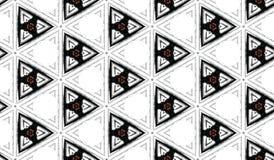Modello a memoria d'immagine senza cuciture astratto del fondo - mattonelle di struttura Fotografie Stock Libere da Diritti