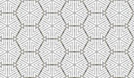 Modello a memoria d'immagine senza cuciture astratto del fondo - mattonelle di struttura Immagine Stock