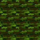 Modello militare Fotografie Stock