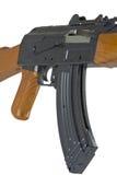 Modello molle della plastica della pistola dell'aria Immagini Stock Libere da Diritti