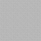 Modello monocromatico astratto geometrico (ripetibile) senza cuciture til Fotografia Stock