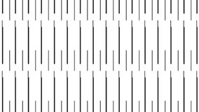 Modello monocromatico moderno semplice degli aghi Fotografia Stock Libera da Diritti