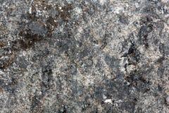 Modello naturale del granito grigio per fondo Immagini Stock Libere da Diritti