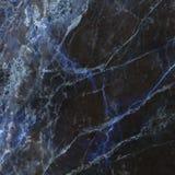 Modello naturale di marmo nero per fondo, in bianco e nero di marmo naturale astratto Fotografia Stock