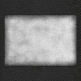 Modello nero in bianco Immagini Stock Libere da Diritti