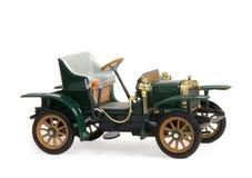 Modello obsoleto dell'automobile della scala Fotografia Stock Libera da Diritti