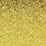 Modello per la progettazione delle cartoline d'auguri, congratulazioni, inviti Fondo nero con lustro dell'oro Vettore illustrazione vettoriale