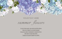 Modello per le cartoline d'auguri, decorazioni di nozze, invito, sal immagine stock