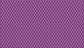 Modello porpora astratto moderno semplice della maglia Immagine Stock