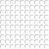 Modello quadrato semplice della maglia Priorità bassa senza giunte astratta Immagine Stock