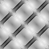Modello quadrato senza cuciture del diamante di progettazione Fotografia Stock