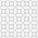 Modello quadrato senza cuciture grigio sottragga la priorità bassa Immagini Stock Libere da Diritti