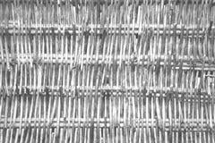 Modello retro bianco del recinto dell'assicella Fotografia Stock Libera da Diritti