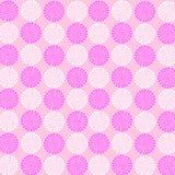 Modello rosa e blu Fotografia Stock Libera da Diritti