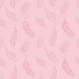 Modello rosa tenero Fotografia Stock