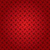 Modello rosso Immagini Stock Libere da Diritti