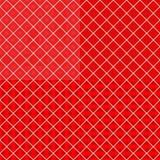 Modello rosso Fotografia Stock Libera da Diritti