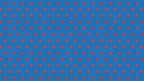 Modello rosso astratto moderno semplice del pomodoro Fotografia Stock